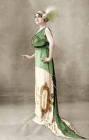 Vintage Elegant Lady 825 by ajax1946