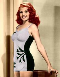 Rita Hayworth 344 by ajax1946