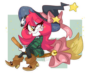 Starla the Witch by YukiCos