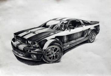 Mustang by szapp