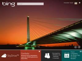 Bing Metro by arcticpaco