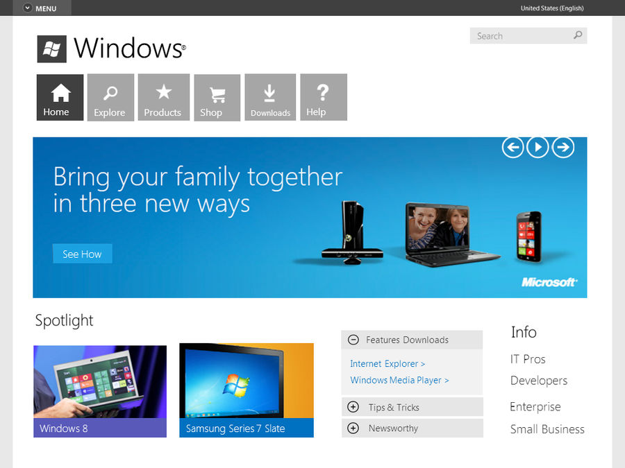 Windows Web by arcticpaco