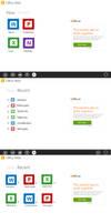 Office Web Metro by arcticpaco
