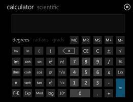Metro Calculator 2 by arcticpaco