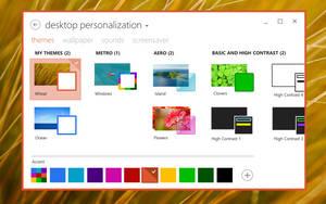 Desktop Personalization by arcticpaco