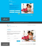 Windows Upgade (web) by arcticpaco