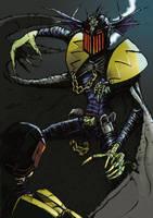 Judge Fear. by ComicStumps