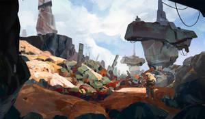 Scrap the Junk Heap by BIG-A7