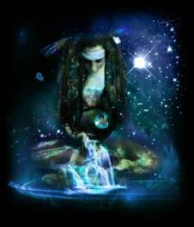 Gaia's Fear by milou714