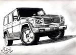 Mercedes-BENZ 005 by witchpowerlove