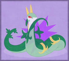 Balloon Serperior by Reporterrr