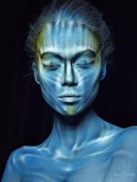 FACE ART by free0ne