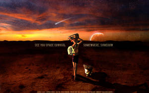 See you Space Cowgirl by Alenas