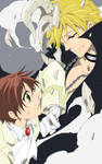 Frau and Teito ch.81 (07-Ghost) by scorpicora