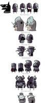 Black Knights by ShwigityShwonShwei