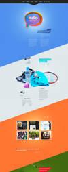 Portfolio v3 by ArsiZyr