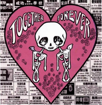 Together Forever vs the 60's by saintelle