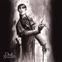 Barnabas by squonkhunter