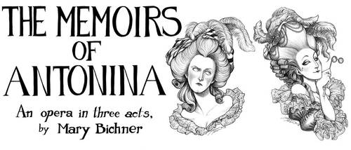 Com: The Memoirs of Antonina by squonkhunter