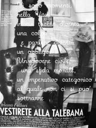 Ciao cara Oriana by natyna82