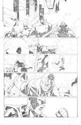 new avengers test page 6 by lazeedog