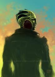 Thane Krios by Dolmheon