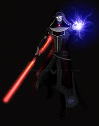 Sith Inquisitor 2 by Dolmheon