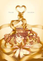 You Are Not Alone by kiyasuriin
