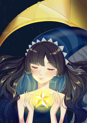 Redraw Challenge: Moonlight Cookie by kiyasuriin