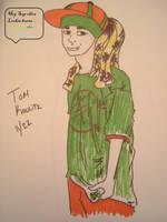 Tom kaulitz styling by Latina24