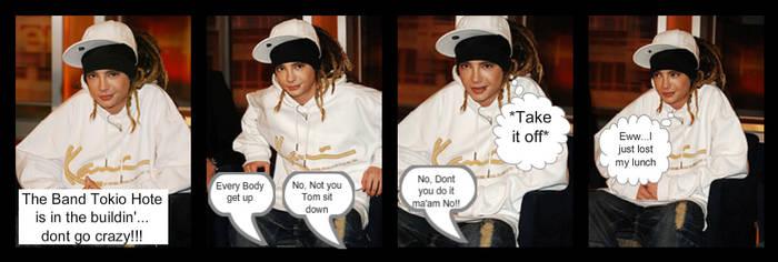 silly tom kaulitz by Latina24