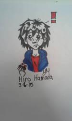 Hiro Hamada by Latina24