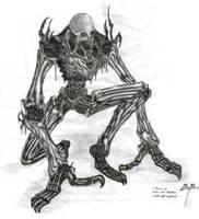 Silicon Creature Marker,Pens by Vladimiravich
