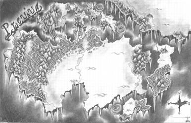 Prev'va Map by Vladimiravich