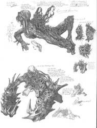 Tech Zombie Renderings 03 by Vladimiravich