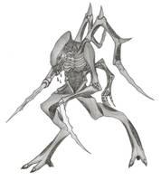 Man Reaper Concept No.1 by Vladimiravich