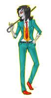 HS: Smartly Dressed by El-Dudetta