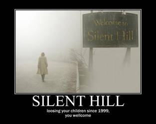 Silent Hill by Saezor