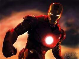 Iron man 2 by TheBlackAdder