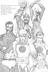 Sinestro Corps: Ringbearer by jsalwen