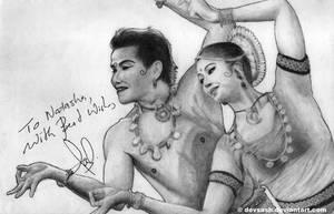 Ramli Ibrahim - Autographed by devsash