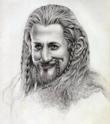Fili of the House of Durin by devsash