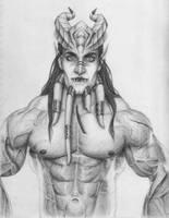 Toranos - Death Becomes Him by devsash