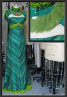 The Green Kirtle by FiddlerofDooney