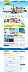Rehlat Website Design by themerboy