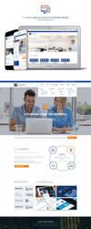 Firstpoint Agency Responsive Website Design by themerboy