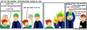 Introducing: Randy M. Kid by tipofthesword