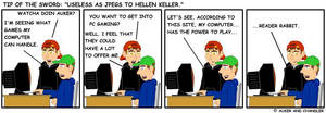JPEG's to Helen Keller by tipofthesword