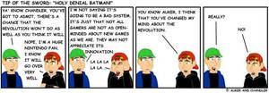 Holy Denial Batman by tipofthesword