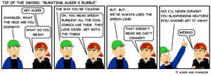 Bursting Auker's Bubble by tipofthesword